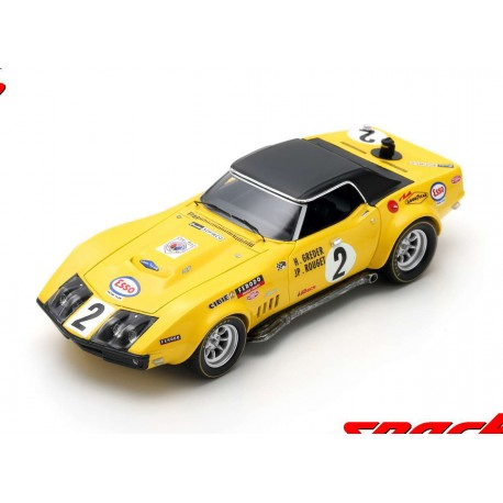 Chevrolet Corvette 2 24 Heures du Mans 1970 Spark S2949