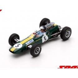 Lotus 33 5 F1 Winner Angleterre 1965 Jim Clark Spark S7132