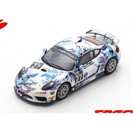 Porsche Cayman GT4 27 FFSA GT 2018 Spark SF147