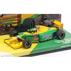 Benetton Ford B193B F1 Monaco 1993 Michael Schumacher Minichamps 447930605