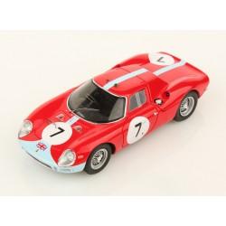 Ferrari 250LM 7 12 Heures de Reims 1964 Looksmart LSLM021