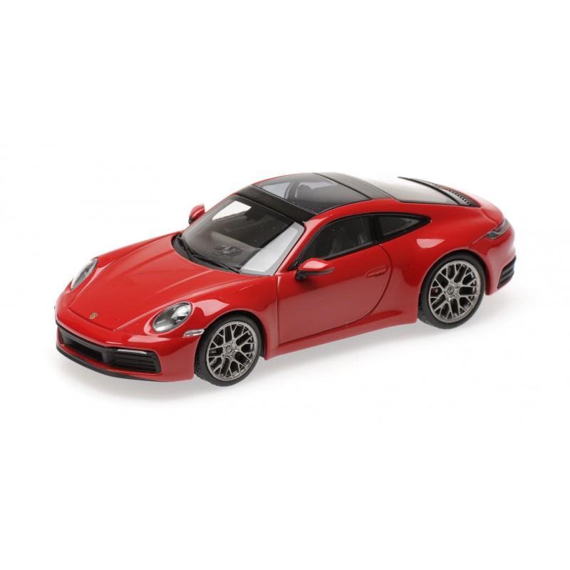 GT3 RS lizzardgreen Nürburgring 1:43 Minichamps WAX Porsche 911 991 II