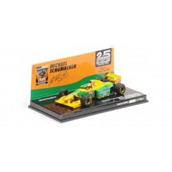 Benetton Ford B193B F1 Winner Portugal 1993 Michael Schumacher Minichamps 517935705