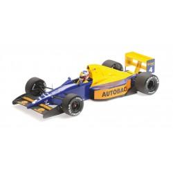 Tyrrell Ford 018 F1 Japon 1989 Jean Alesi Minichamps 110891504