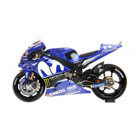 Yamaha YZR M1 Moto GP 2018 Maverick Vinales Minichamps 122183025