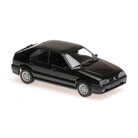 Renault 19 1995 Black Maxichamps 940113701