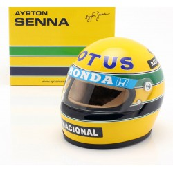 Casque 1/2 Ayrton Senna F1 1987 Sports Mini Line ASHS1987