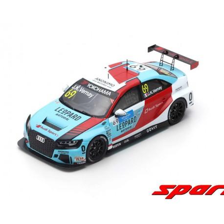Audi RS3 LMS 52 WTCR Marrakesh Race 3 2019 Gordon Shedden Spark S8961
