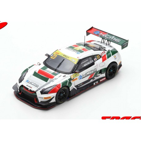 Nissan Nismo GTR GT3 23 FIA GT World Cup 2018 Tsugio Matsuda Spark SA173