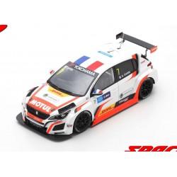 Peugeot 308 TCR 7 WTCR Macau GP Race 2 2018 Aurélien Comte Spark SA179