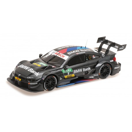 BMW M4 7 DTM 2018 Bruno Spengler Minichamps 155182807