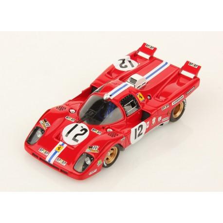 Ferrari 512M 12 24 Heures du Mans 1971 Looksmart LSLM019