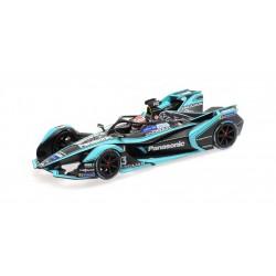Panasonic Jaguar Racing 3 Formula E Season 5 2019 Nelson Piquet Jr Minichamps 414180003