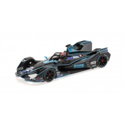 HWA Racelab 17 Formula E Season 5 2019 Gary Paffet Minichamps 414180017