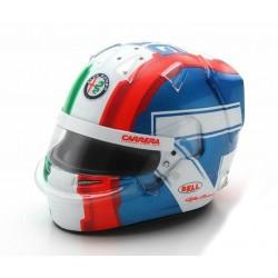 Casque Helmet 1/8 Antonio Giovinazzi Sauber F1 2019 Spark SHSP046