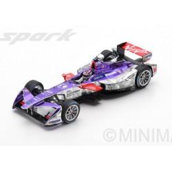 DS Virgin Racing Formule E 36 Punta Del Este 2018 Alex Lynn Spark S5937