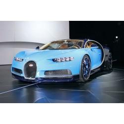 "Bugatti Chiron ""Le Patron"" Bleu Clair Sport 2016 Looksmart LS1206A"