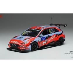 Hyundai i30 TCR 8 WTCR 2019 Augusto Farfus IXO GTM141