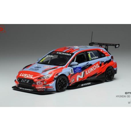 Hyundai i30 TCR 8 WTCR 2019 Augusto Farfus IXO IXOGTM141