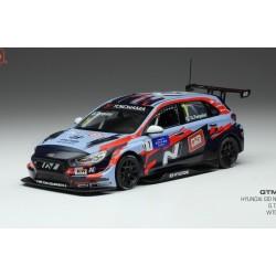 Hyundai i30 TCR 1 WTCR 2019 Gabriele Tarquini IXO GTM139