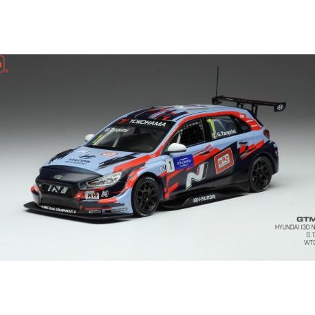 Hyundai i30 TCR 1 WTCR 2019 Gabriele Tarquini IXO IXOGTM139