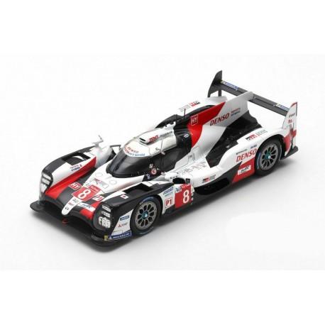 Toyota TS050 Hybrid 8 Winner 24 Heures du Mans 2019 Spark 43LM19