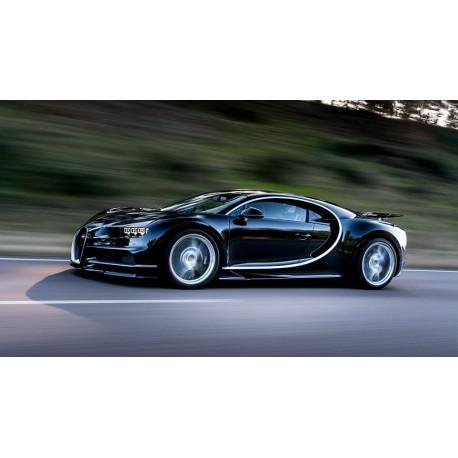 Bugatti Chiron Noire Uni 2016 Looksmart LS1206C