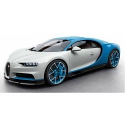 Bugatti Chiron Bleu Clair Glacier Bugatti Sport 2016 Looksmart LS1206D
