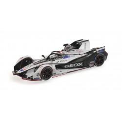 Geox Dragon 7 Formula E Season 5 2019 Jose Maria Lopez Minichamps 414180007