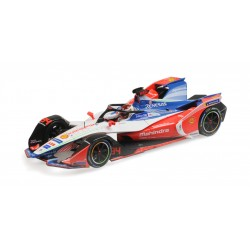 Mahindra Racing 94 Formula E Season 5 2019 Felix Rosenqvist Minichamps 414180094