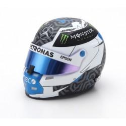 Casque Helmet 1/5 Valtteri Bottas Mercedes F1 2019 Spark S5HF021