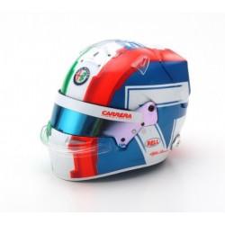 Casque Helmet 1/5 Antonio Giovinazzi Sauber F1 2019 Spark S5HF023