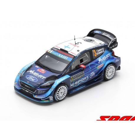Ford Fiesta WRC 3 Rallye Monte Carlo 2019 Suninen Salminen Spark S5979