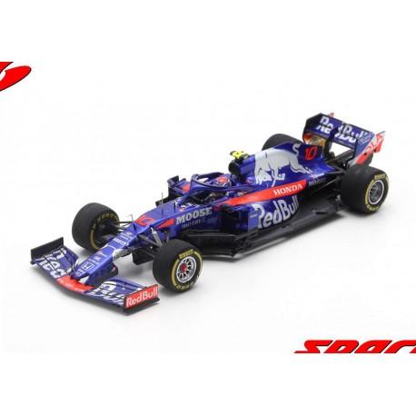 Scuderia Toro Rosso Honda STR14 10 F1 Belgique 2019 Pierre Gasly Spark S6096