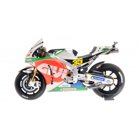 Honda RC213V Moto GP 2018 Cal Crutchlow Minichamps 122181135