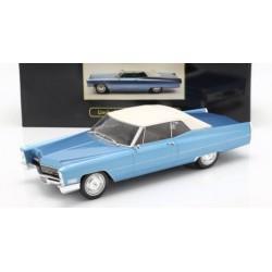 Cadillac Deville Softtop Metallic Blue KK Scale KKDC180314