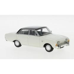 Ford Taunus 17m P3 1960 White Black NEO NEO44557