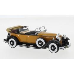 Packard 733 Standard 8 1930 Orange and Black NEO NEO44633