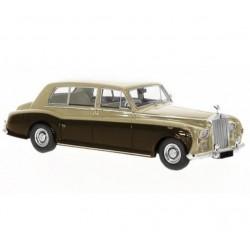 Rolls Royce Phantom VI stretch 1968 Gold Brown NEO NEO45341