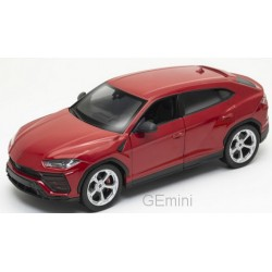 Lamborghini Urus Red Welly WEL24094red