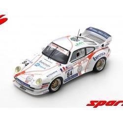 Porsche 993 RSR 84 24 Heures du Mans 1999 Spark S4449