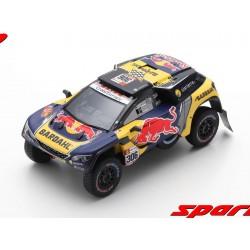 Peugeot 3008 DKR 306 PH Sport Rallye Dakar 2019 Loeb Elena Spark S5626