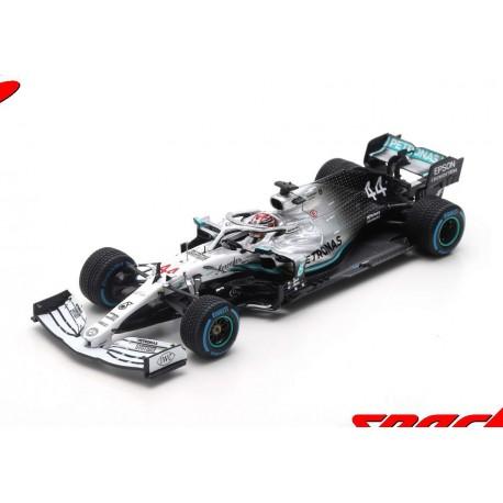 Mercedes F1 W10 EQ Power+ 44 F1 Allemagne 200th GP 2019 Lewis Hamilton Spark S6092