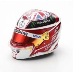 Casque Helmet 1/5 Lewis Hamilton Mercedes F1 2019 Spark S5HF020
