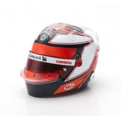 Casque Helmet 1/5 Kimi Raikkonen Sauber F1 2019 Spark S5HF022