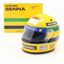 Casque 1/2 Ayrton Senna F1 1993 Sports Mini Line ASHS1993