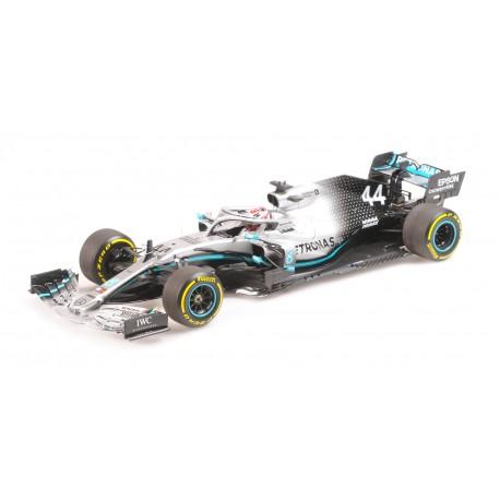 Mercedes F1 W10 EQ Power+ F1 2019 Lewis Hamilton Minichamps 110190044