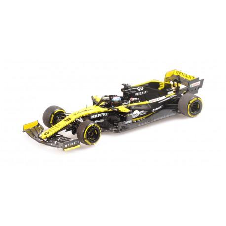Renault RS19 F1 2019 Daniel Ricciardo Minichamps 417190003