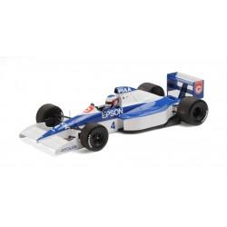 Tyrrell Ford 018 F1 2ème USA 1990 Jean Alesi Minichamps 110900004