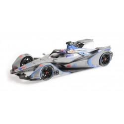 Venturi FE Team 48 Formula E Season 5 2019 Edoardo Mortara Minichamps 114180048